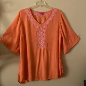 Lily Pulitzer for target top